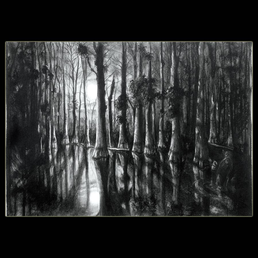 Underwood Drawings Landscapes Fantasy