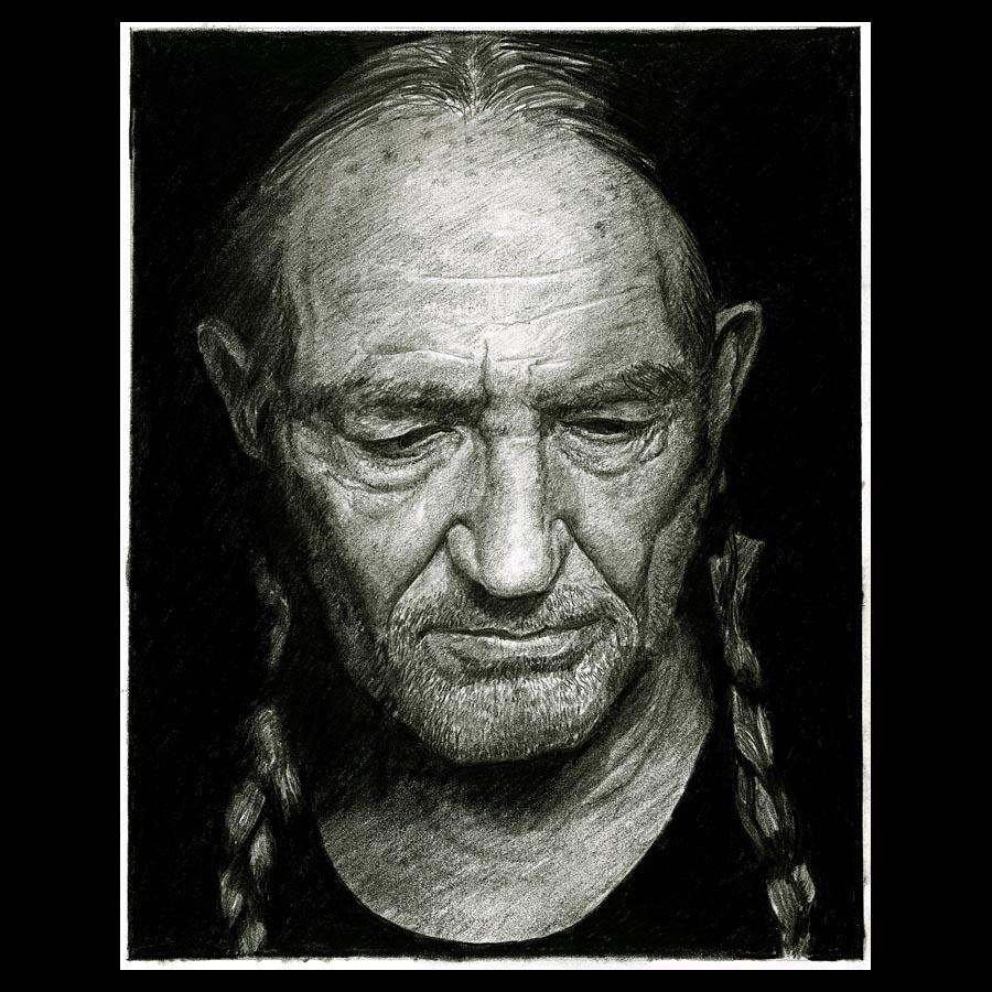 Underwood Drawings Portraits